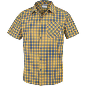 Columbia Triple Canyon t-shirt Heren, stinger plaid